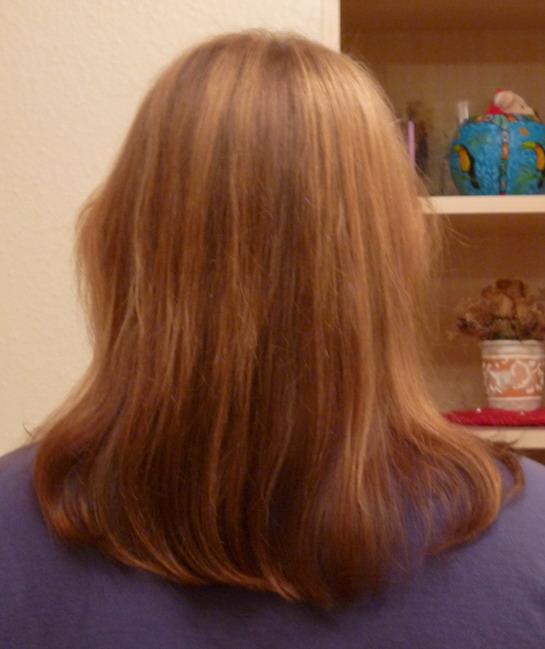 auf einmal dünne haare